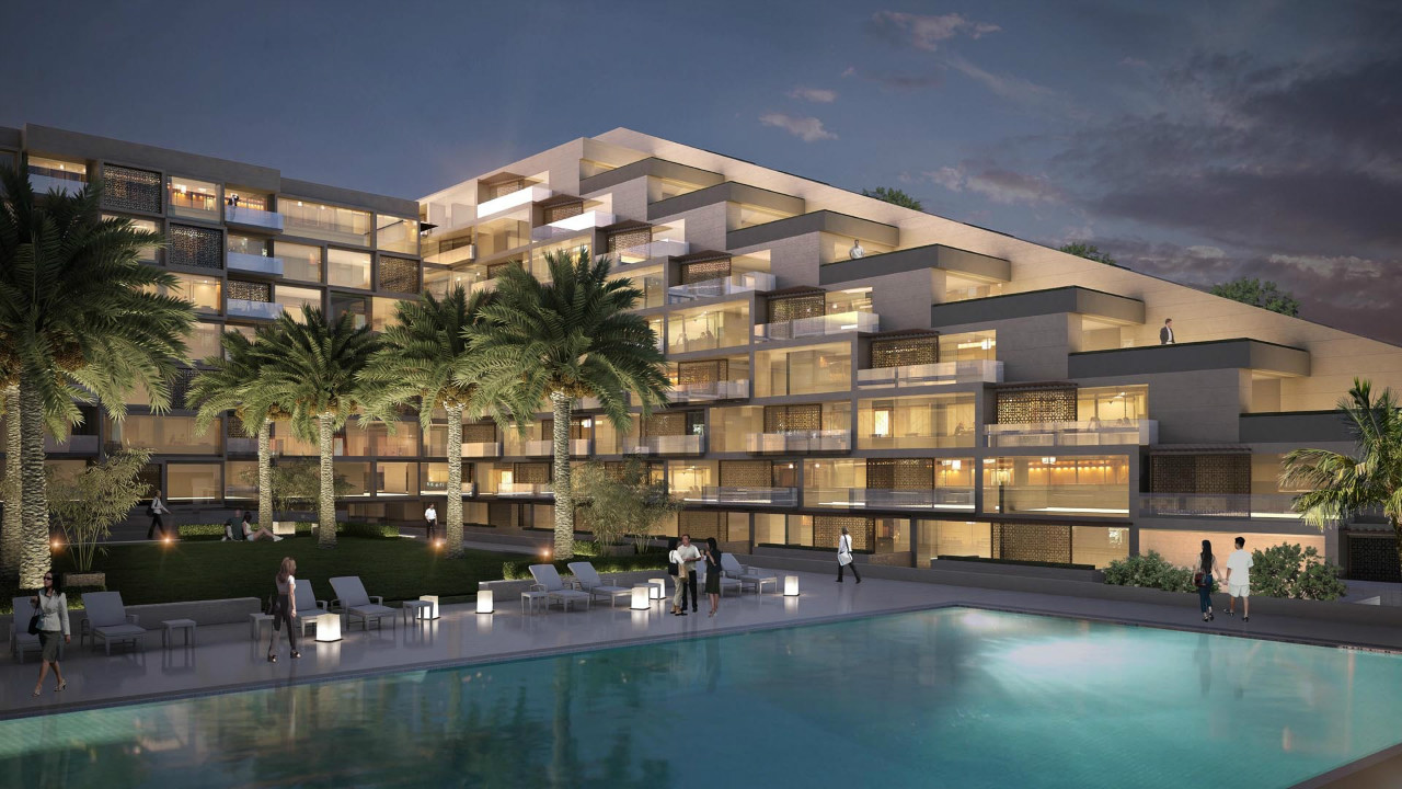 Dubai Hills Appartments Project  _  NORR Architects, EMMAR Properties
