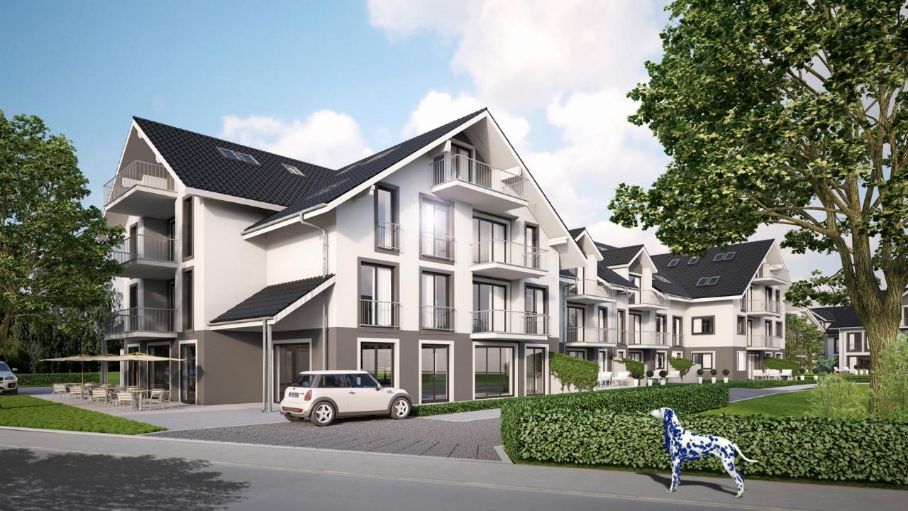 Belgrader Wohnung Project _ Leitner Bauunternehmung