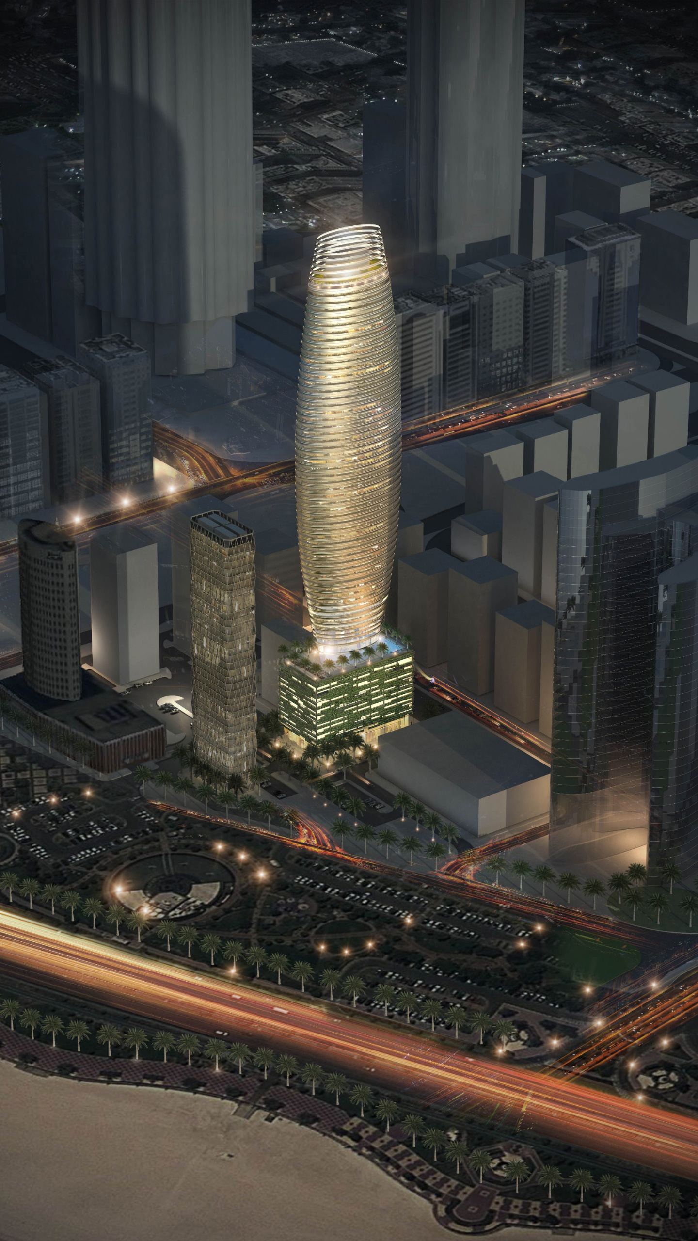 Abu Dhabi_Concept_Tower