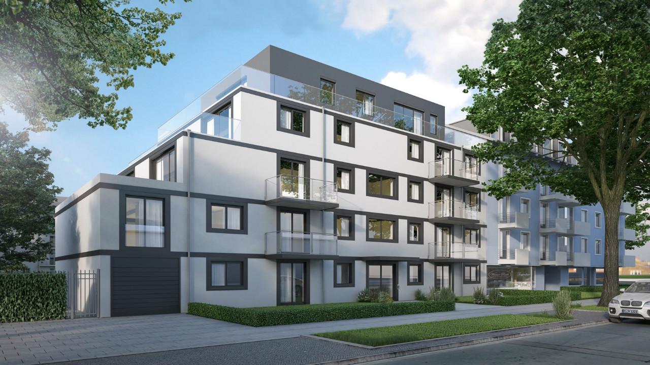 Lindenhof Wohnung Project _ Leitner Bauunternehmung