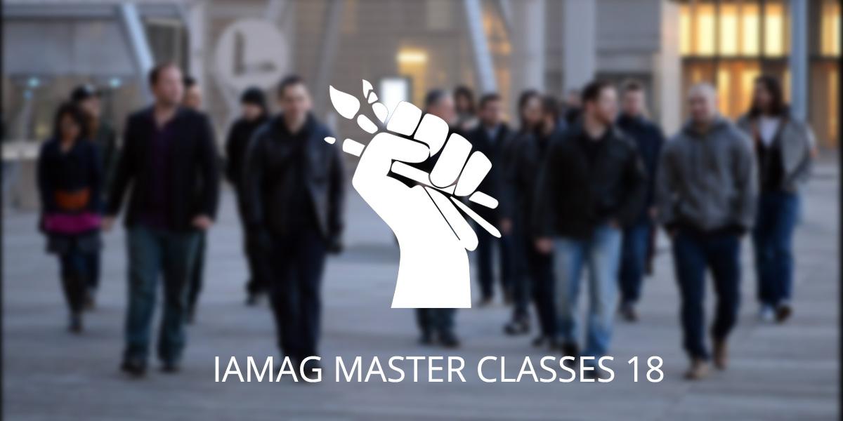 IAMAG Master Classes